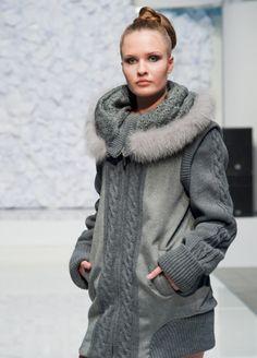 Купить Пальто Bazhani по цене 6256.00 грн. на modnaKasta.ua. Скидки и распродажи в интернете.