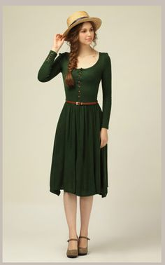 Makes me think of what a modern day Anne of Green Gables might wear