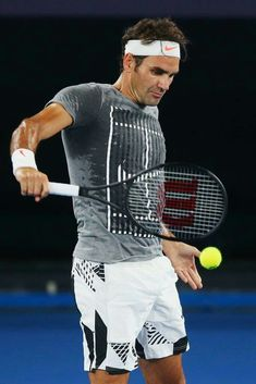 Roger Federer⚜️⚜️ 2017 Australian Open. Congrats My Legend ! ⚜️⚜️