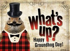 Happy Groundhog Day Cards, Greeting Cards, Wishing Cards, Ecards, Coloring Pages, Printable Cards, Celebration In USA, UK, NYC, Canada, Decoration Idea