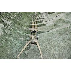 Aquatic queen @lauraenever