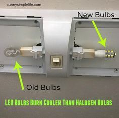 Why You Should Change Your RV Lights To LED - RV & Camper LED Lighting