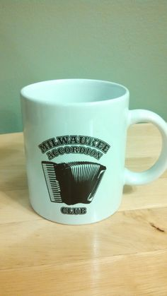 Vintage Milwaukee Wisconsin Accordion Club by CollectorsAgency