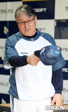 [사진]김경문 감독,'
