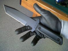 "Amazon.com : Cold Steel 80PGTK GI Tanto 7"" Carbon : Hunting Knives : Sports & Outdoors"