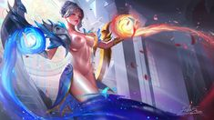 This HD wallpaper is about Mobile Legends, Lunox, Cosmic Harmony, Original wallpaper dimensions is file size is Mobile Legend Wallpaper, Hero Wallpaper, Original Wallpaper, Wallpaper Keren, Mobile Legends Hd, Mobiles, Dragon Skin, The Legend Of Heroes, Gaming Wallpapers