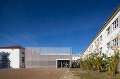 Renovación de la Escuela Sebastião da Gama / RCJV Arquitectos