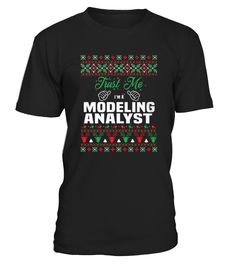 Top Shirt Modeling Analyst front 3