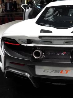 McLaren 675LT Mclaren 675lt, Hot Cars, Bmw, Vehicles, Car, Vehicle, Tools