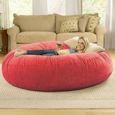 poufs on pinterest. Black Bedroom Furniture Sets. Home Design Ideas