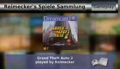 Gameplay : Grand Theft Auto 2 [Dremacast]