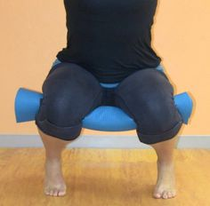 You Don't Know Squat. How to squat correctly and squatting for pelvic floor health.