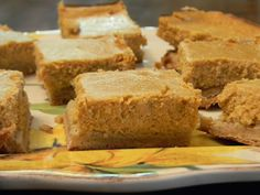 One Day At A Time - From My Kitchen To Yours: Pumpkin Pie Cheesecake Bars