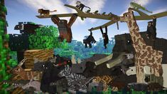 Zoo and Wild Animals Mod: Southeast Asian Survival Update - WIP Mods - Minecraft Mods - Mapping and Modding - Minecraft Forum - Minecraft Forum