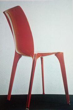 Krzesło Selene, projekt Vico Magistrettiego, 1969