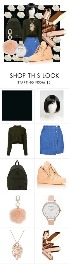 """""""""""You you , this ain't high school ... me and my crew,  we can slide through """" NickiMinaj- High School"""" by babygirlalien ❤ liked on Polyvore featuring ASOS, Vivienne Westwood Anglomania, Boohoo, Eastpak, Giuseppe Zanotti, Tory Burch, Olivia Burton, LE VIAN and Allstate Floral"""