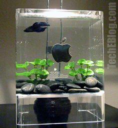 Apple AQUARIUM: Aquarium