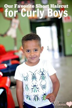 haircuts for little mixed boys with curly hair  google