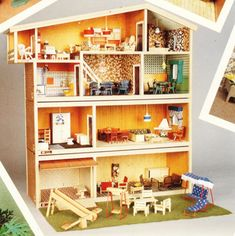 Denmark's Hanse and Lisa Dollhouses by Valérie Braun, English translation by Julie Plovnick - Dolls' Houses Past & Present