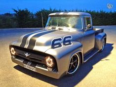 1956 Ford f100 hot rod