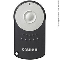 Is the Canon RC-6 Wireless Remote Control right for you? Learn all you need to know about the Canon RC-6 Wireless Remote in The-Digital-Picture.com's review!