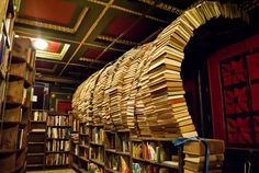 The Last Bookstore - Downtown LA