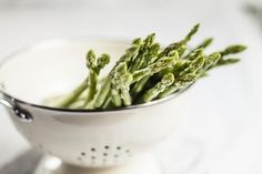 Everything you need to know about choosing and cooking fresh, seasonal asparagus plus 20 fabulous asparagus recipes too.