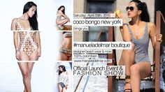 Manueladelmar Online Boutique Official Launch Event & Runway Show