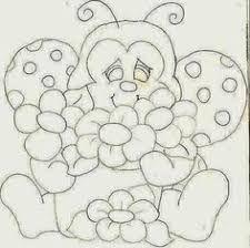 Resultado de imagem para desenhos para pintar em tecido