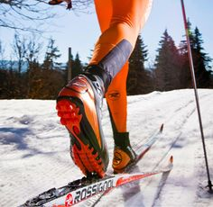 Classic Cross-country Nordic Skiing