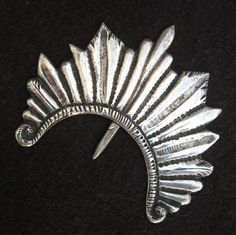 Antique 1800's Silver Holy Halo Crown 19thC for Santo Virgin or Child Jesus | eBay