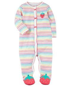 Pastel Pink 3-6 Months I Didn/'t Choose The Ginger Life Statement Cotton Baby PJ Pajama Set Long Sleeve