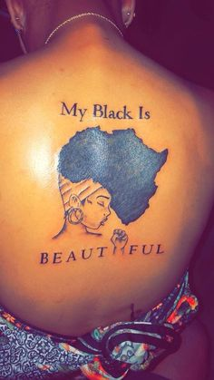 8c0cfe7ad0d7b african tattoos | View More: African Tattoos | My Style | African ...