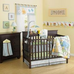 New Country Home ABC Animal Friends 10-Piece Crib Bedding Set from Bed Bath & Beyond - $199.99