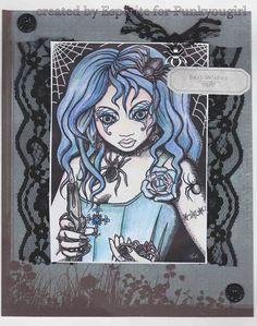 Punk you Girl Delicious Doodles
