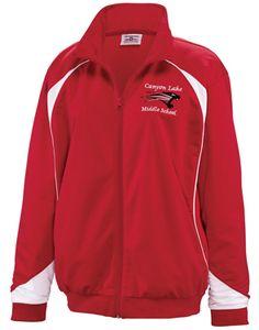 Teamwork Athletic Apparel | Women's Prime Warmup Jacket