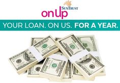 SunTrust has launched the Year onUp Sweepstakes, and you could win the value of your monthly mortgage, auto or student loan payment—for an entire year! The sweepstakes ends Aug. 31, and you could be one of 25 winners! Entering is easy – visit: suntrust.com/yearonup – and when registering for the sweepstakes, make sure you use my unique referral code PR013759 #suntrustteammate . SunTrust launched the sweepstakes to support the onUp movement.