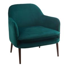 Discover the Pols Potten Charmy Velvet Armchair - Green at Amara Canapé 2 Places Convertible, Oversized Furniture, Canapé Design, Velvet Armchair, Modern Armchair, Tub Chair, Home Accessories, Relax, Lounge