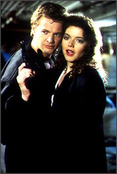 Forever Knight.  Nick and Natalie.  Definitely a Natpacker.