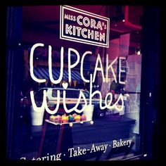 Cute bakery that specializes in sweet treats and catering. Another great Kensington neighborhood find!    http://misscoraskitchen.com