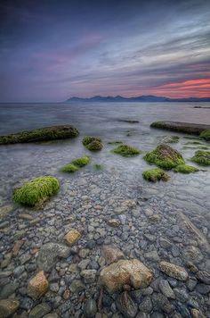 Palm Beach Sunset Photo Philippe Saire
