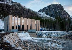 La centrale hydroélectrique la plus cool au monde est en Norvège