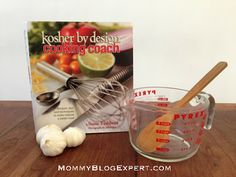 Mommy Blog Expert: Kosher by Design Cooking Coach Cookbook Chicken Pot Pie Soup Review