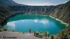 Laguna Azul, Puebla - MEXICO