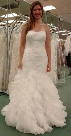 Davids Bridal Dress 4