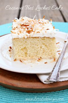 One of my favorite things about celebrating Cinco de Mayo is having an excuse to make tres leches cake. I'd make it more often, exceptmy husband isn't really a fan. But that changed in a hurry whe...