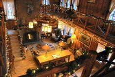 Rustic lodge - Google Search