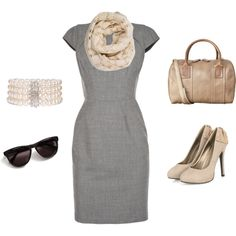 Work dream clothes