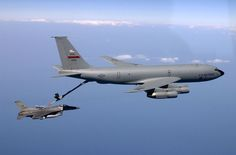 When I was a USAF Flight Surgeon stationed in Thailand during the Vietnam War, I got my flight time in the KC-135 Tanker.  It had lots of room to lay down, read, or even sleep and I could see the fighter planes, mainly F4 Phantoms, refuel.