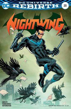 NIGHTWING #20 VARIANT (2017)